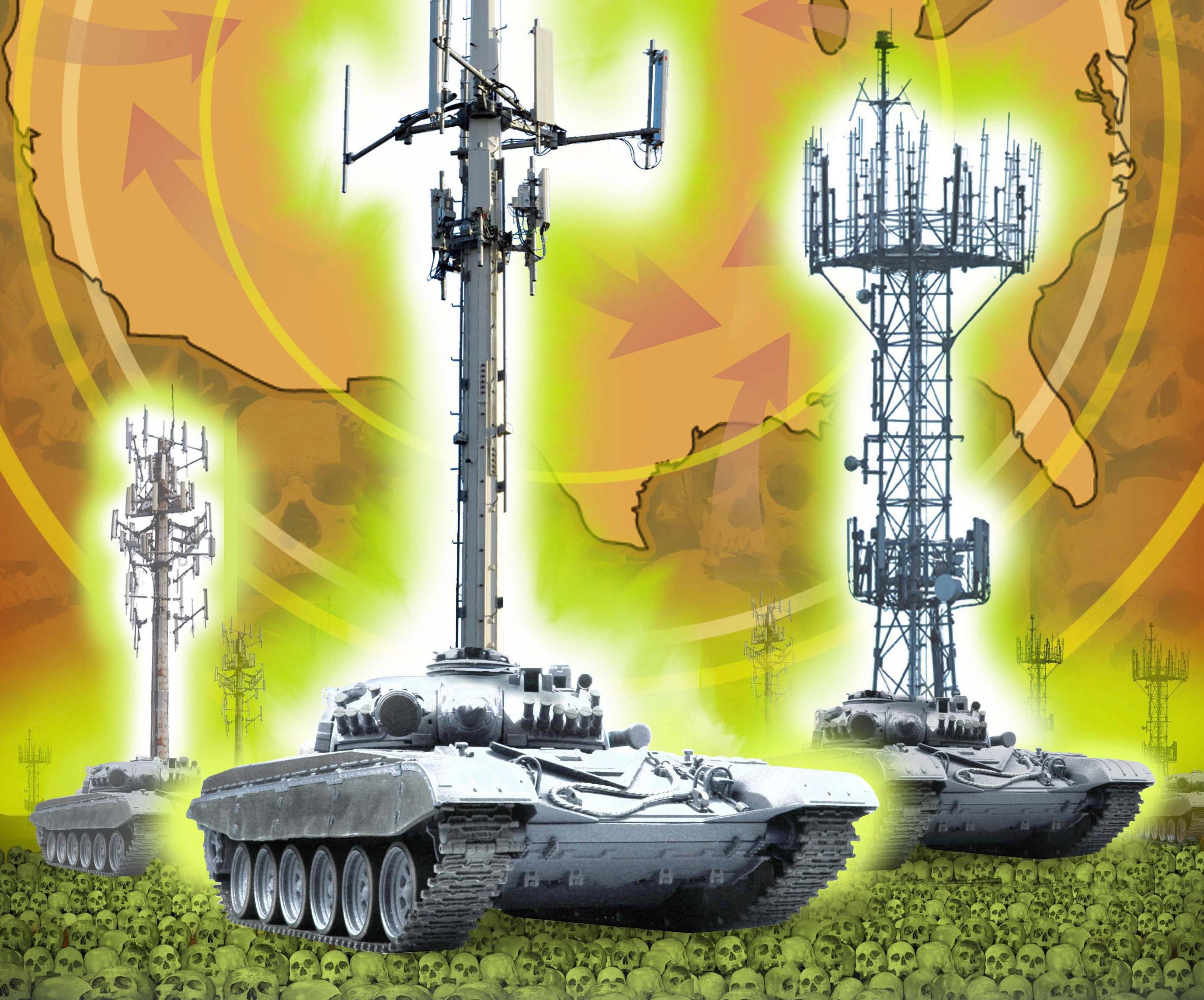 torres microondas