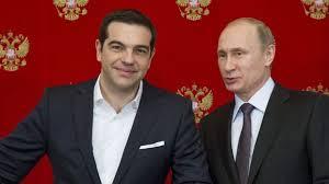 tsipras y putin